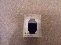 Sony watch 3