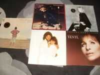 5 Barbra Streisand albums