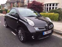Nissan Micra Convertible C+C 2008 LOW MILEAGE! 1 OWNER