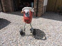 garden shredder in excellent condition. buyer collects.