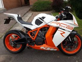KTM RC8R TWIN SPARK UPDATED MODEL