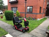Pride colt9 mobility scooter in excellent condition