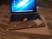 Macbook Air 12inch in gold with retina display