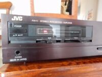 JVC AX - 11 BK stereo integrated amplifier, made in Japan