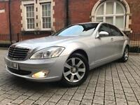 Mercedes-Benz S Class 3.0 S320L CDI Limousine 7G-Tronic 4dr ++ 1 OWNER ++ FULL MERCEDES HISTORY