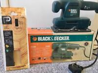 Black and Decker CD400 Orbital Sander