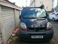 Renault trafic spares or repair