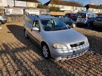 2003 Vauxhall Astravan 1.7 CDTi 16v Sportive Panel Van with Full service history
