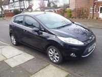 Ford Fiesta Zetec 82 NEW SHAPE 5 Door 58000 Miles Quickclear Windscreen AC CD Stereo with MP3 Plug