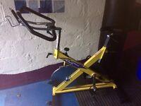 LeMond RevMaster indoor spinning bike