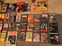 Boxing 🥊 box collection