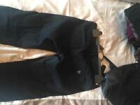 Guess jeans skinny jeans size 14