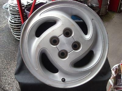 SATURN S SERIES 92 96 ALLOY WHEEL RIM USED OEM - Series Alloy Wheel Rim