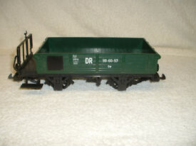 LGB Garden / large scale model railway wagon.