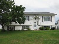 Beautiful home in the Heart of Oromocto close to Deer Park