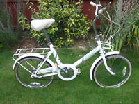 RALEIGH SHOPPER ONE OF MANY QUALITY BICYCLES FOR SALE