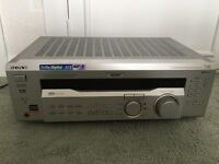 Sony STR-DE445 Digital Cinema Sound FM Stereo/FM-AM Receiver