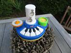 Fisher Price mini orkest /disco met geluid en lichtspel