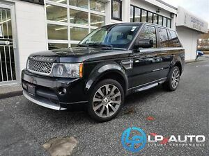 2011 Land Rover Range Rover Sport Supercharged Autobiography!! $