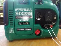 Stephill FHX1 000 generator 4 stroke. SERVICED