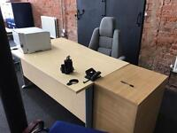 Full office setup for sale