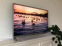 """LG - 50LF561V 50"""" LED TV in Bo'ness + Google Chromecast"""