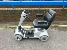 Mobility Scooter Explorer Prestige Compact 6 god condition and fully working