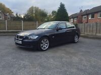 BMW 330D AUTOMATIC 58 plate