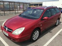 2004 CITROEN C5 VTR HDI ESTATE 110 / NEW MOT / PX WELCOME / TOW BAR / DRIVES VERY WELL / WE DELIVER