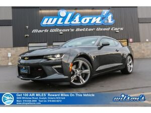2016 Chevrolet Camaro SS Coupe | NAVI | LEATHER | SUNROOF | REAR