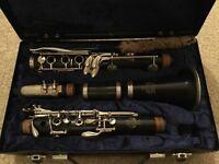 Clarinet - Amati Kraslice Bb Clarinet good condition