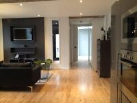 1 bed Unique stunning GF garden flat SW11 in private tropical alleyway 5mins Clapham junction BR