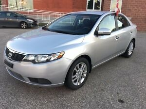 2011 Kia Forte SAFETY & E-TESTED - NO ACCIDENT