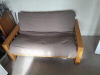 Three seater futon sofa bed - Futon Company Vienna