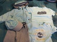 Timberland boys outfit age 2-3years.
