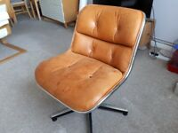 Retro Swivel Chair £30