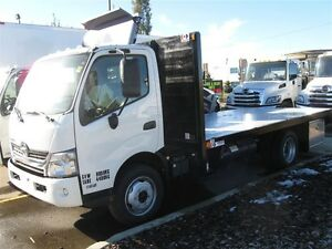 2015 Hino 195 Class 5 - 210 HP Producing 440 lb.-ft of To...