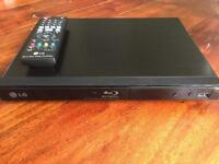 LG BLU-RAY DVD PLAYER