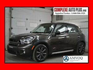 2015 Mini Cooper Countryman S ALL4 *Cuir,Toit panoramique