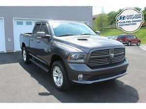 2014 Ram 1500 Sport! LEATHER! HEATED SEATS! GREAT SHAPE!
