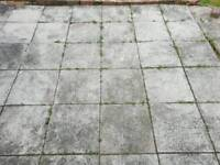 Paving Slabs 45 x 45cm 49 available