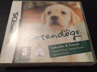 Nintendogs: Labrador & Friends (Nintendo DS, 2005) - European Version