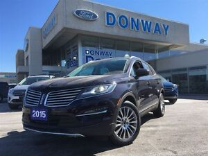 2015 Lincoln MKC AWD | NAVI | PANORAMIC ROOF | 1 OWNER | LUXURY