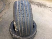 Summer Tyre 295/35/21 107w Goalstar Zo CATCHPOWER x2 tyres
