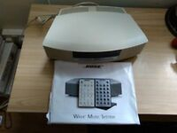 Bose wave Radio/cd player for sale