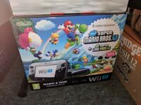 Wii U 32GB (+ games optional)