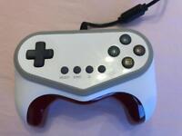 WiiU game controller