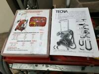 Tecna cobra inverter water cooled spot welder
