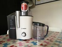Bosch Juicer in very good condition
