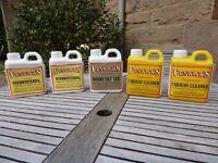 FENWICK'S CARAVAN CLEANER + OVERWINTERING PROTECTION + BOBBY DAZZLER